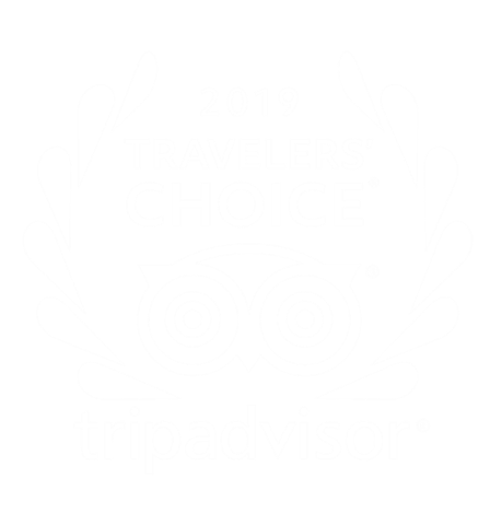 2019 Traveler's Choice by TripAdvisor